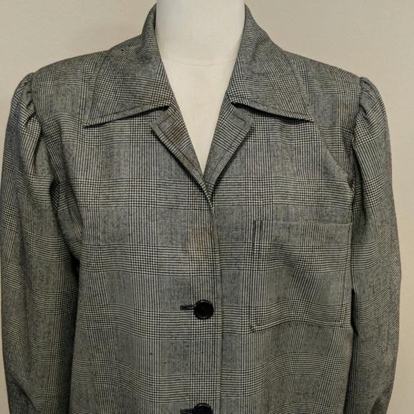 7ebd8d8f1d9 Yves Saint Laurent Jackets & Coats | Ysl Pant Suit In Wool | Poshmark